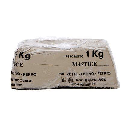 Il Mastice Del Vetraio.Stucco Mastice Per Vetri 1 Kg