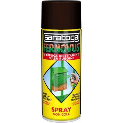 Saratoga spray fernovus 400 ml nero opaco acquista da obi for Fernovus saratoga