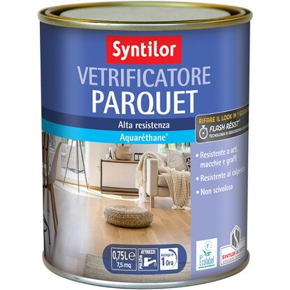 Syntilor Vetrificatore Parquet Aquaréthane