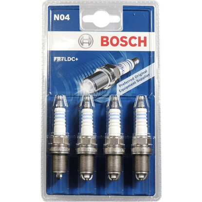 BOSCH Candele d`accensione FR7LDC