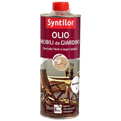 Olio per mobili da giardino 500 ml acquista da obi for Obi mobili da giardino