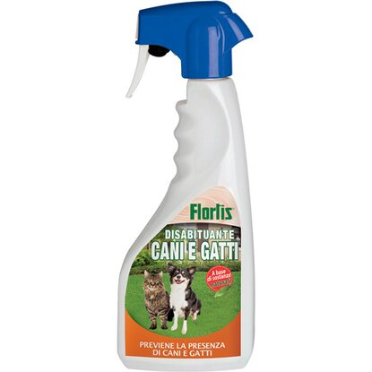 Flortis disabituante cani e gatti liquido 500 ml