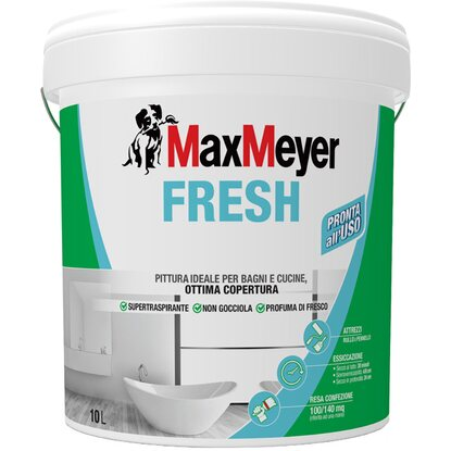 MaxMeyer idropittura supertraspirante Fresh 10 l
