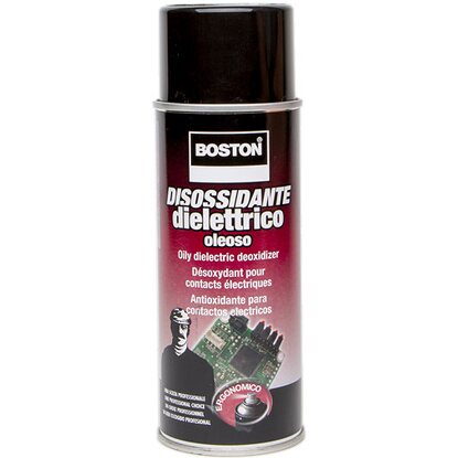 Disossidante dielettrico oleoso Boston spray