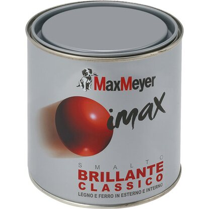 MaxMeyer smalto Imax sintetico brillante bianco 2,5 l