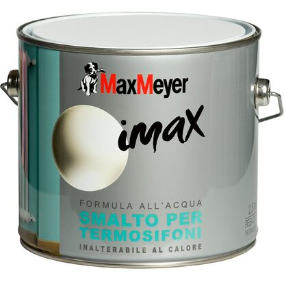 MaxMeyer smalto specifico per termosifoni bianco 2,5 l