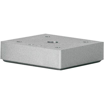 Set piedini quadrati per mobili in resina 2 cm x 7 5 cm x for 2 piedi quadrati per garage