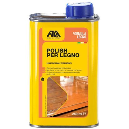 Polish per superfici in legno