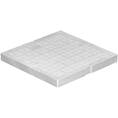 Coperchio carrabile in pvc 20 cm x 20 cm