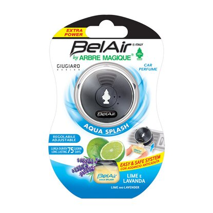 Belair profumatore liquido aqua splash completo acquista for Obi stufe a combustibile liquido