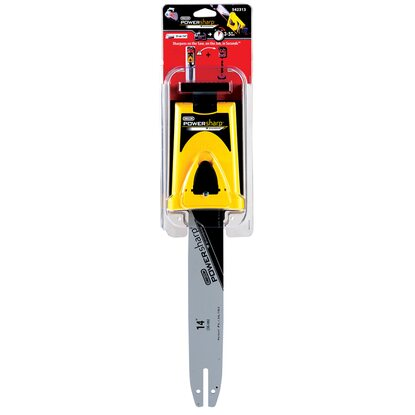 "Oregon barra PowerSharp 35 cm (14"") con affilatore attacco A041"