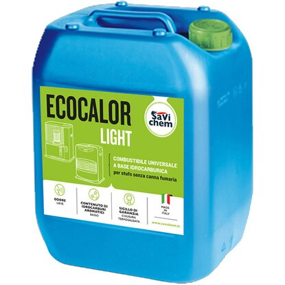 Combustibile liquido per Ecocalor light tanica 18 l