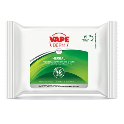 Vape salviette antipuntura Herbal
