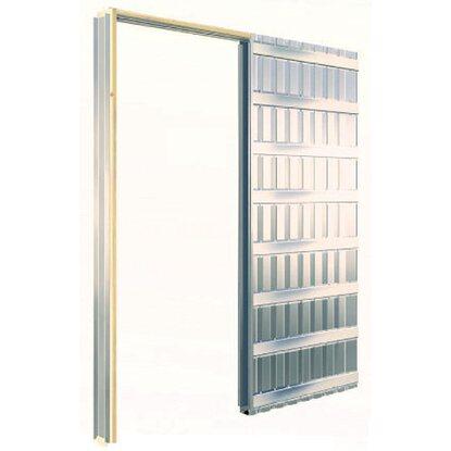 Controtelaio per cartongesso 210 cm x 80 cm acquista da obi - Misure controtelaio per porta da 80 ...