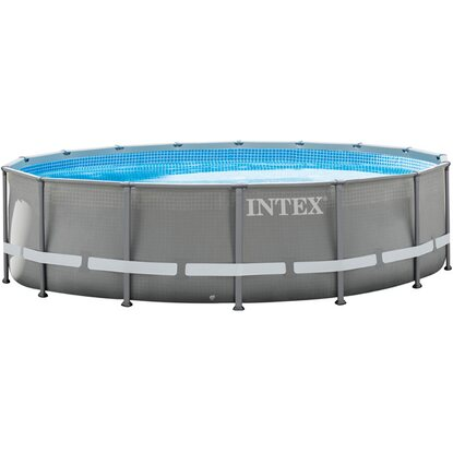 Intex piscina ultra frame rotonda 549 cm x 132 cm for Intex piscine catalogo