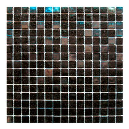 Mosaico decorativo Mix Classic Plus black night 32,7 cm x 32,7 cm