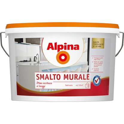 Smalto murale Alpina 4 l