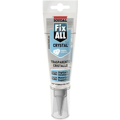 Colla Fix All Crystal 125 ml