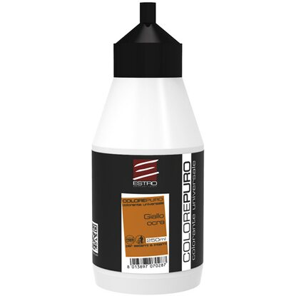 Colorante universale per interni giallo ocra 250 ml