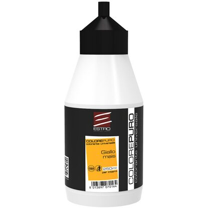 Colorante universale per interni giallo mais 250 ml
