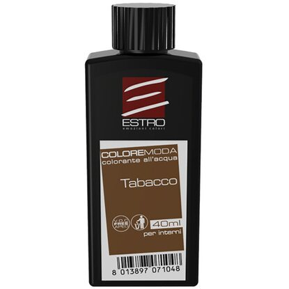 Colorante all`acqua per interno tabacco 40 ml