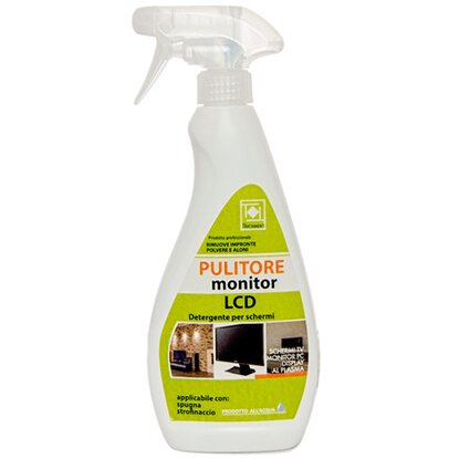 Pulitore spray per monitor Faber