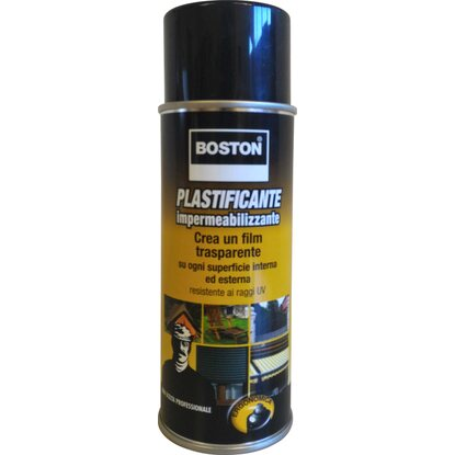 Plastificante spray impermeabilizzante protettivo Boston 400 ml