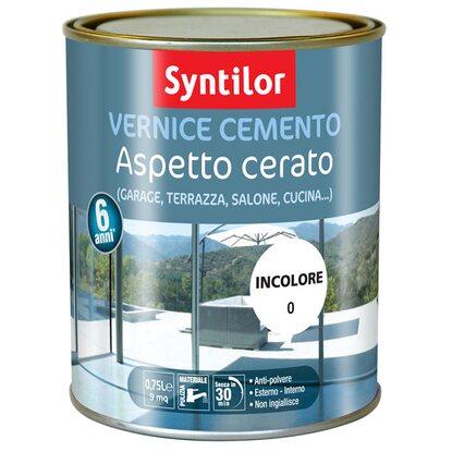 Vernice per cemento aquar thane effetto incolore acquista - Vernice per cucina ...