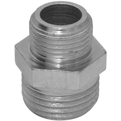 Prolunga ridotta in acciaio zincato 3 8 m x 1 2 f for Obi radiatori