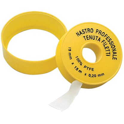 Nastro professionale in PTF 19 mm x 15 m