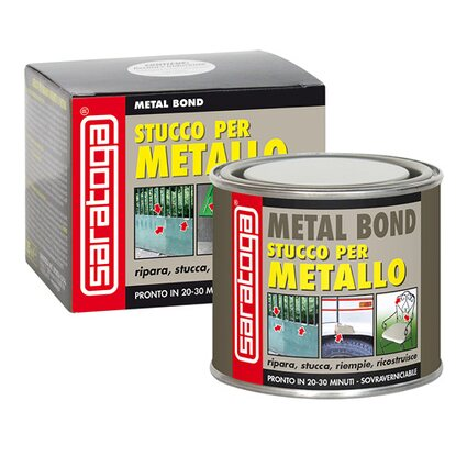 Saratoga stucco Metal bond 125 ml