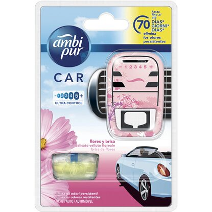 AMBIPUR CAR Starter Kit Fiori delicati 7 ml