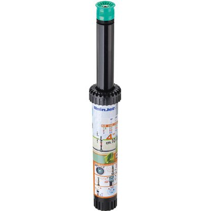 "Claber irrigatore Pop-up regolabile 0°-350° alzo 10 cm (4"") 6 lt/min"