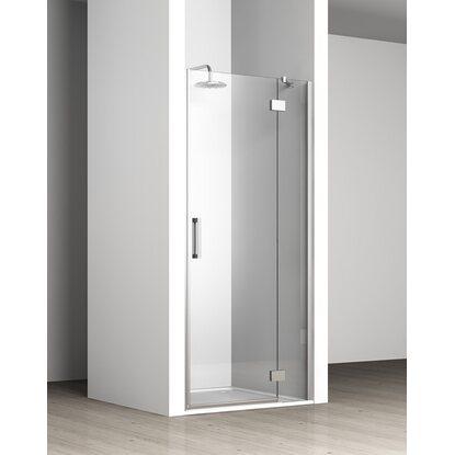 Porta doccia per nicchia vela 79 81 5 cm acquista da obi for Box doccia obi