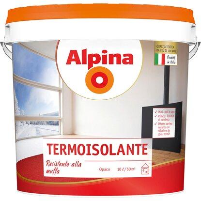 idropittura termoisolante alpina 10 l acquista da obi. Black Bedroom Furniture Sets. Home Design Ideas