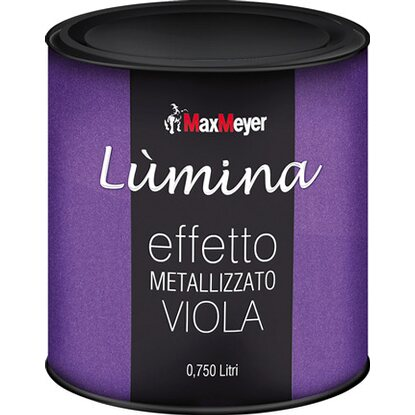 MaxMeyer smalto metallizzato Lumina viola