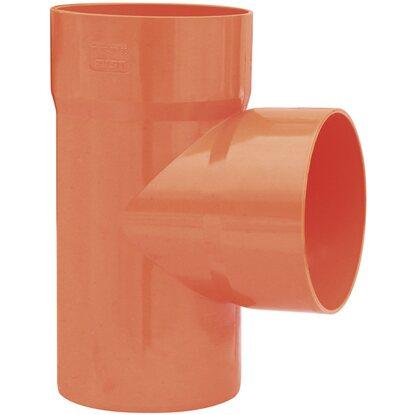 Derivazione in pvc arancione 87 80 mm acquista da obi for Finestre pvc obi