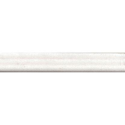 Torello per gradino scala in gres porcellanato bianco 5 cm for Gradini in gres