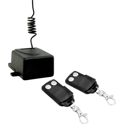 Kit radiocomando universale Kit1-Indoor receiver - 433 mhz per uso interno 2 pz