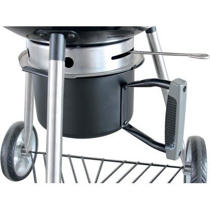 Obi barbecue a carbone north bay 57 cm acquista da obi for Obi barbecue