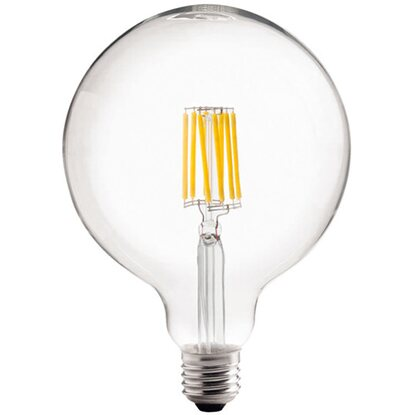 Lampada Led W E27 3000 Globo 8 A K Wireled D125 WxodeBQrC