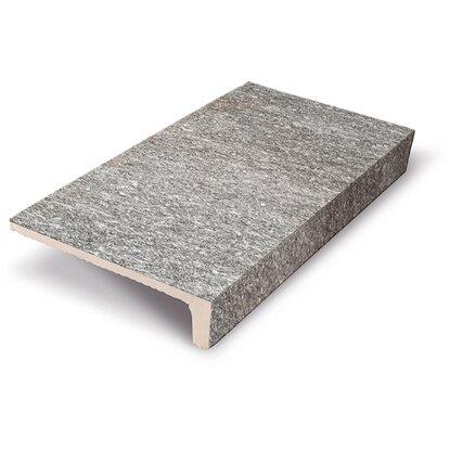 Elemento ad l pietra di luserna grigio acquista da obi for Zoccolini in pietra
