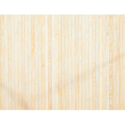 Tappeto Style in bamboo colore naturale 50x80 cm