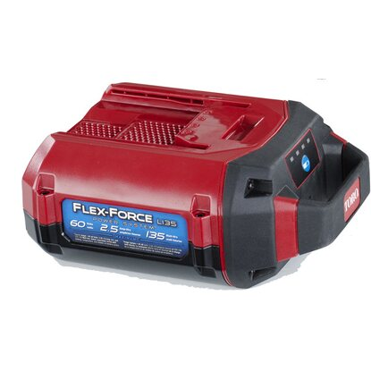 Batteria al litio da 2,5 Ah Toro Flex Force