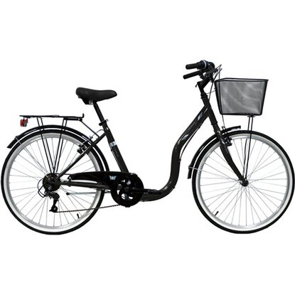 Bicicletta City Bike uomo-donna 26""