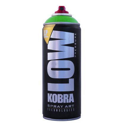 Spray low 001 pure white-kobra 400 ml
