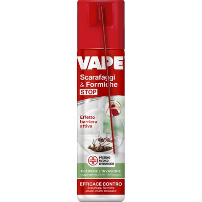 VAPE spray scarafaggi e formiche barriera attiva 300 ml