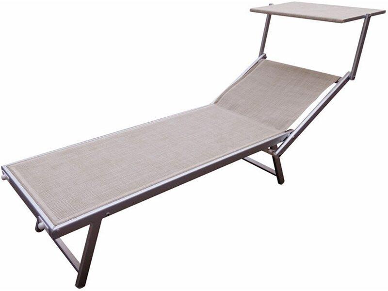 Panchina Giardino Obi : Acquistare lettini e sdraio obi tutto per la casa il giardino e