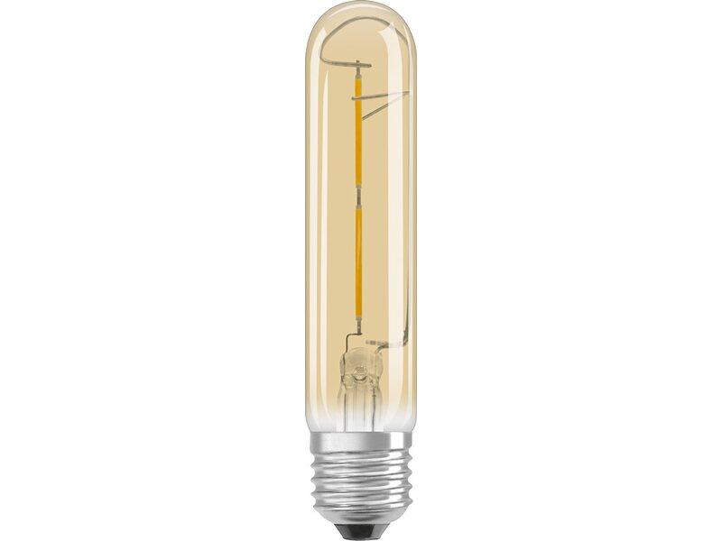 Osram lampada led vintage 1906 tubolare e27 luce calda 20 for Lampada tubolare led