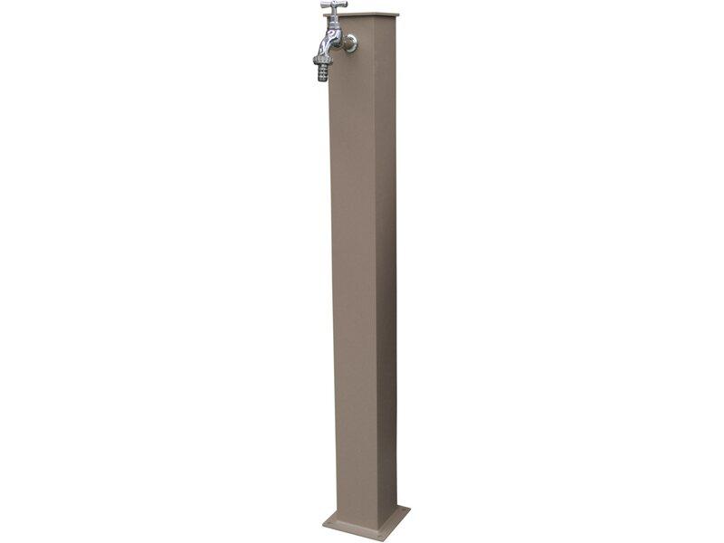 Fontana in metallo manchester tortora acquista da obi for Fontane da giardino obi
